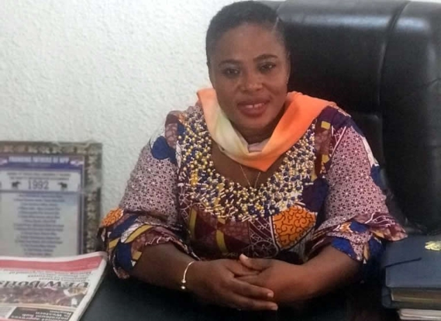 Martina Appiah-Nyanyakyi, Ahafo Ano North MCE