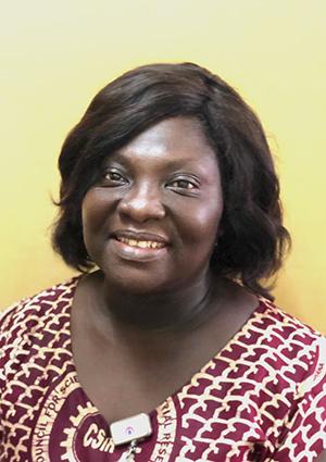 Mrs. Evelyn Owusu Agyemang